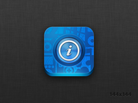 An icon you'll never see in the App Store℠