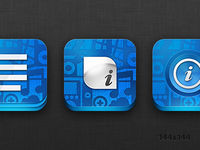Some other icon concepts you'll never see in the App Store℠