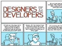 Designers Vs Developers: Issue #2