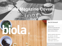 Biola Magazine Covers