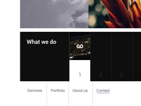 Our new WordPress Theme (WIP)