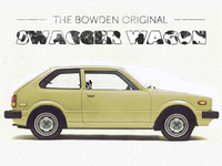 The OriginAl Bowden Swagger Wagon