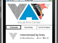 university of texas visual arts center mobile