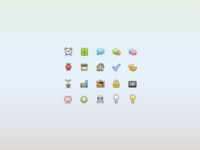 20 icons for the free update pack [WIP]