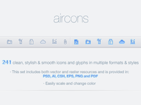 aircons iconset
