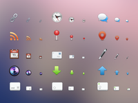 Office Icon Set Preview 4