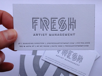 Fresh Artist Management