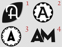 Logo ideas for personal site