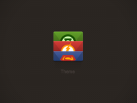 MiCrease-Theme(MIUI Theme Design 2012)