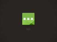 MiCrease-SMS(MIUI Theme Design 2012)