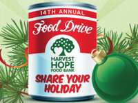 Harvest Hope Soup Can