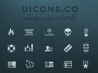 Uicons Icon Set