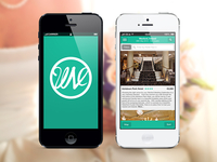 Wedding Venue iOS App