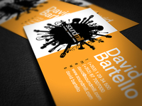 Soundmill Business Card