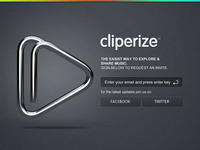 Cliperize Splash Screen