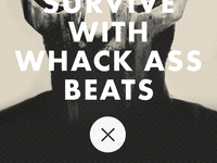 Whack ass beats