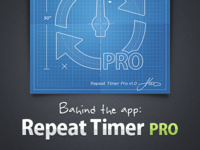 Behind the App: Repeat Timer Pro
