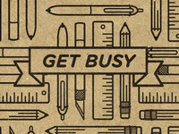 Get Busy Sketchbooks
