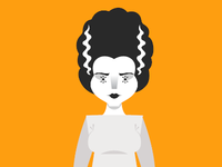 Day Eleven: Bride of Frankenstein