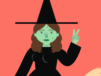 Day Twelve: Witchy Woman