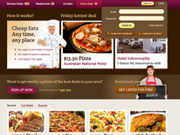 upcoming mealdeal home page