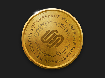 Squarespace Commerce Coin