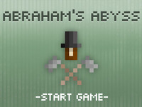 Abrahams Abyss Start Screen