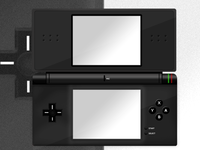 Nintendo DS Icon Open