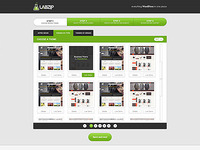 Labzip - wordpress plugin intial design