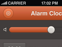 Alarms for iPhone
