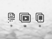 Resource Hub Icons
