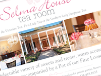 Selma House Tea Room