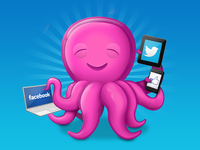 Social Networking Octopus