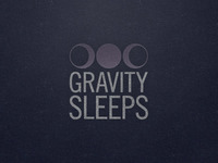 Gravity Sleeps Logo