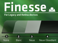 Finesse Dock for iOS
