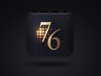 76 Synthesizer icon