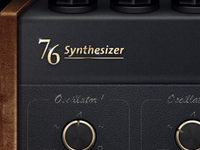 76 Synthesizer