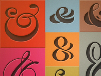 Creative Market Ampersands