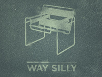 Way Silly Chair
