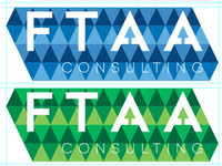 FTAA Logo: Cool Color Scheme