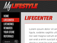Fitness Web Application