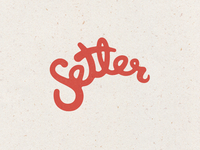 Setler Creative alt word mark logo