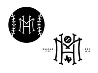 MH Softball Logo