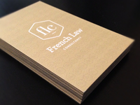 FLC Business Cards