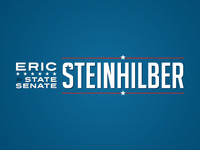 Steinhilber for State Senate logo