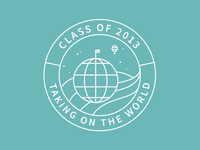 Class of 2013 — Taking on the World