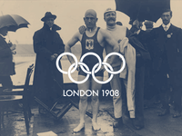 London Olympic Games 1908 - 2