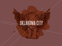 State Capitol Badge Project - Oklahoma City, OK
