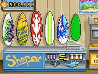 Surfing Tsunami Shop