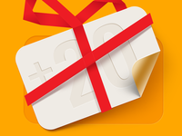 Frogurtino Giftcard Icon